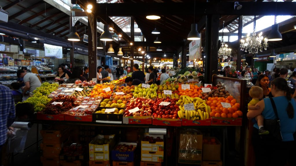 Dans Fremantle Markets
